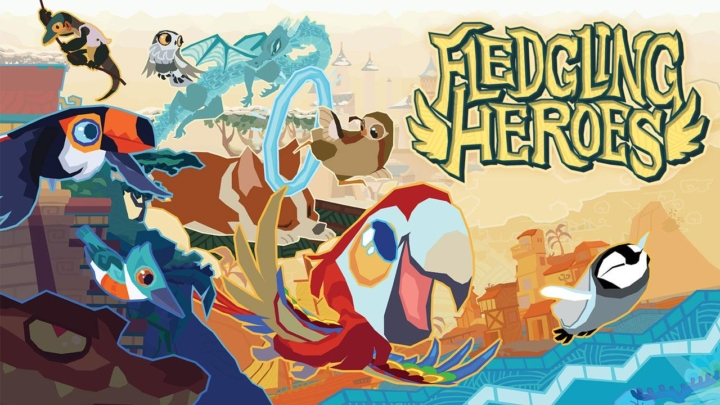 Fledging Heroes in arrivo su Switch a Maggio 2020