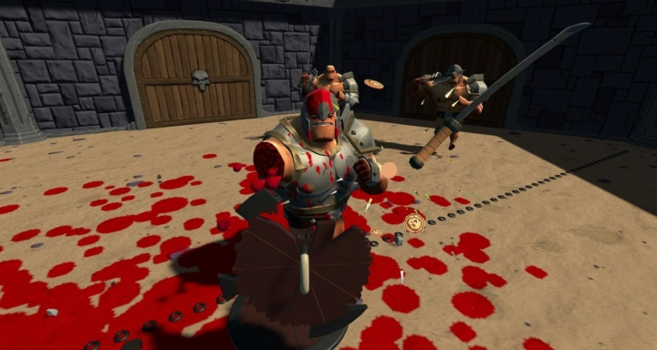 GORN ora disponibile su PlayStation VR