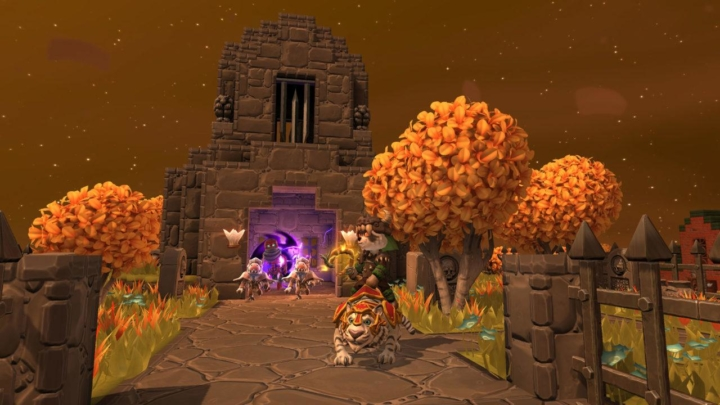 Portal Knights: Legendary Edition è ora disponibile
